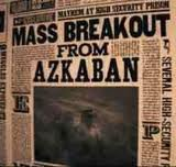 La prison d'Askaban a perdu la moitié de ses prisonniers !