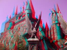Poudlard 3D