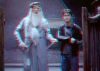 Harry Potter et Albus Dumbledore en 3D