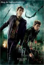 Les jumeaux Weasley ( HP 7 partie 2 ).