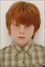 Le fils de Ron Weasley.