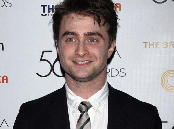 Daniel Radcliffe : jeune acteur le plus riche d'Angleterre !
