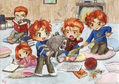 Manga Harry Potter n°2