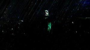 Voldemort seule sous la pluie de Météorites.