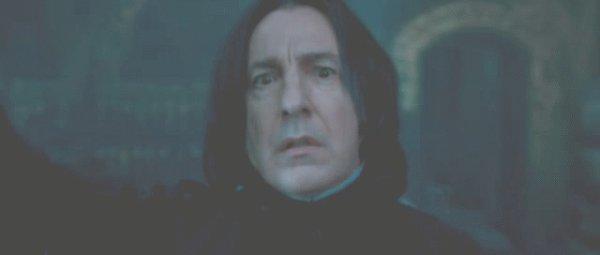 Severus Rogue 1.