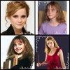 Montage de Emma Watson.