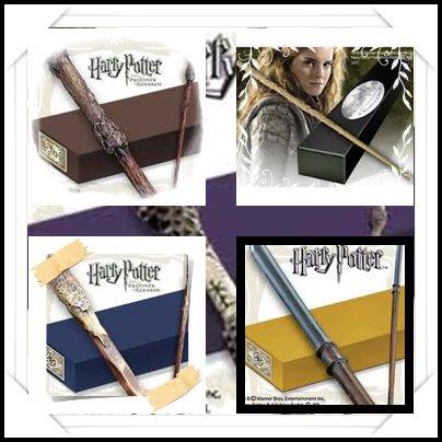 Montage '' Baguette Harry Potter 1 ''.