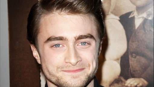 """Daniel Radcliffe : """" Je me sens bien tout nu """""""