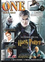 Harry Potter en Magazine 2.