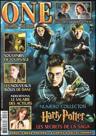 Harry Potter en Magazine 3.