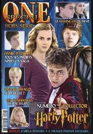 Harry Potter en Magazine 5.