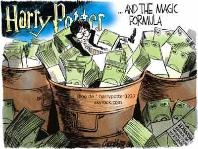 Harry Potter and the Magic Formula !