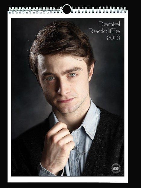Daniel Radcliffe alias le Carnet.