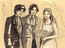 Dessin Harry Potter 1.