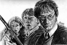Dessin Harry Potter 2.