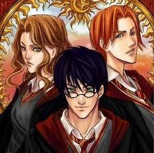 Dessin Harry Potter 3.