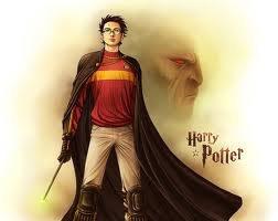 Dessin Harry Potter 4.