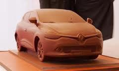 Les nouvelles voitures 2013 ! Entiérement en Chocolat.