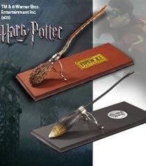 Réduction sur des objets collector Noble Collection Harry Potter.