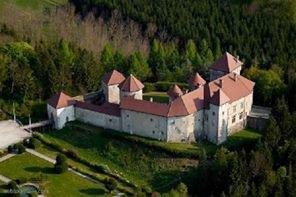 chateau de  thorens