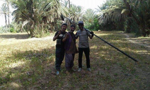 Tournage Film ' Asiggle ' Réalise Par Abdelaziz Oussayh.