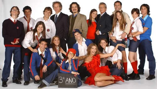 Rebelde Way Saison 1