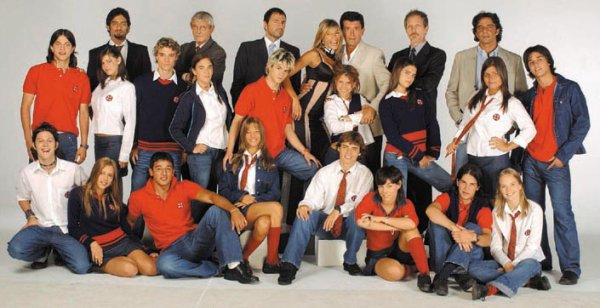 Rebelde Way Saison 2