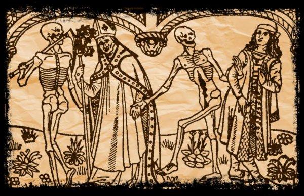 Dance Macabre...