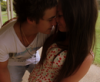 Kiss me give me all you got..♫