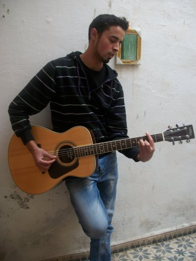 Che with guitar