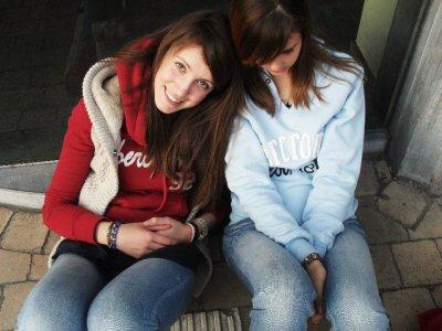 L'amitié ne s'écrit pas. L'amitié ne se lit pas. L'amitié, elle se vit ! <3