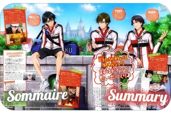 ♣ Summary ♦ Sommaire ♣