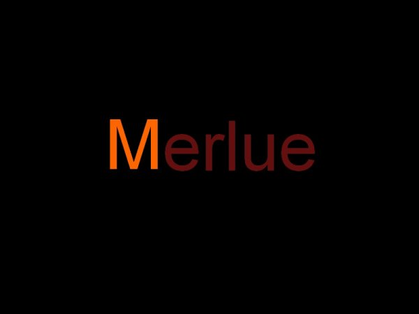 Partie Merlue