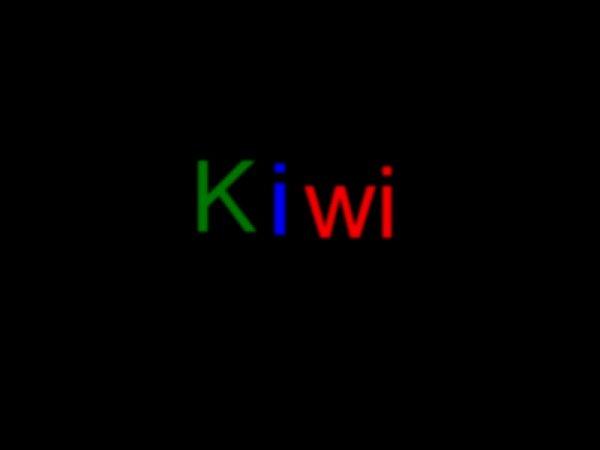 Partie Kiwi