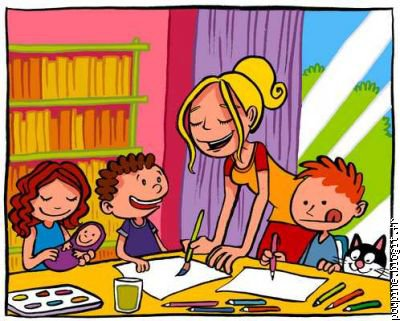 voici mon blog d'assistante maternelle