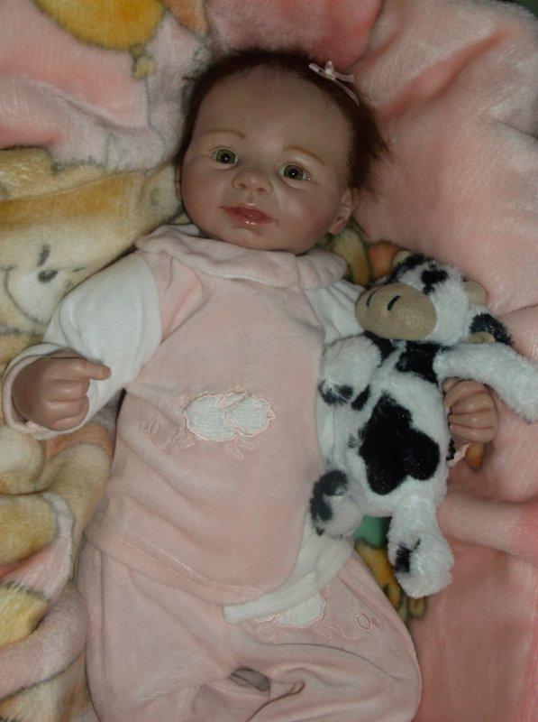 # Tatiana, adoptée #