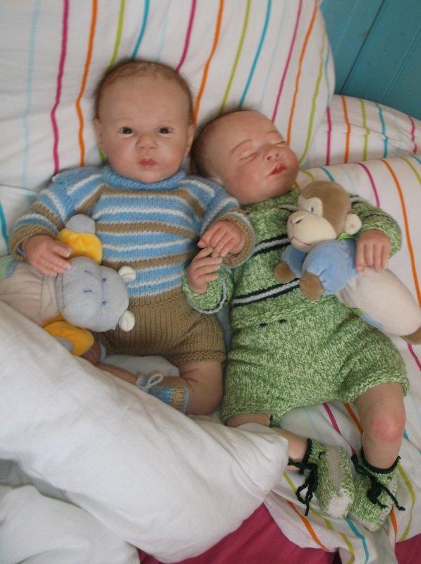 # Hugo et Jonas #