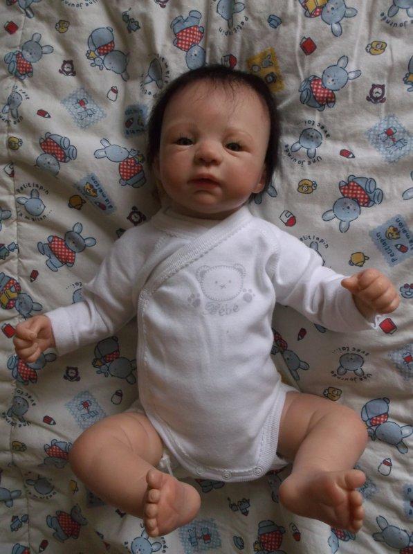 # Nouvelle naissance : Nina #