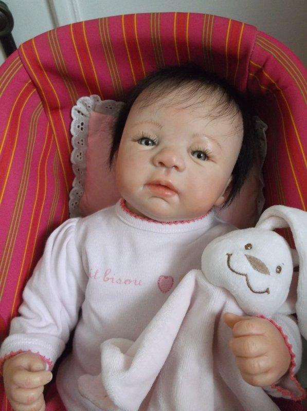 # Nina, adoptée #