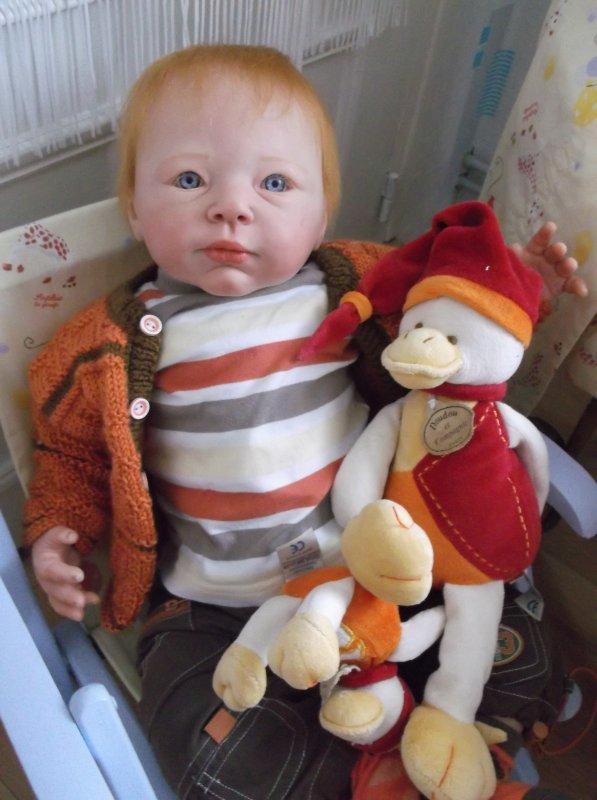 # Lucas adopté #