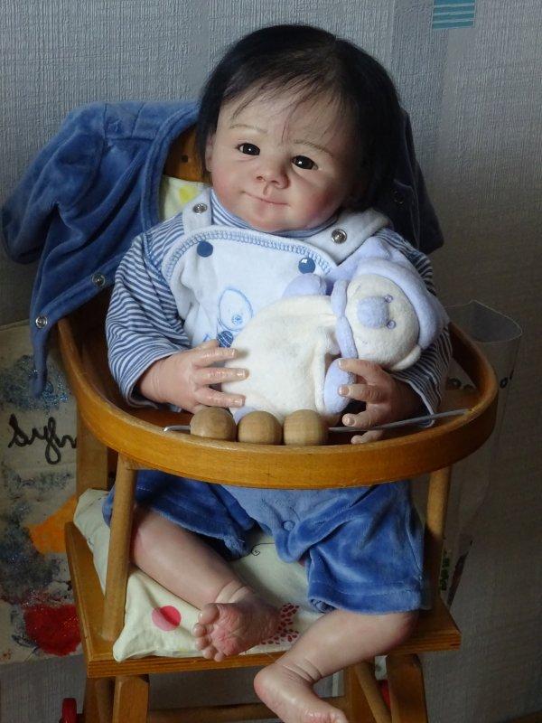 # Nouvelle naissance : Sébastien #