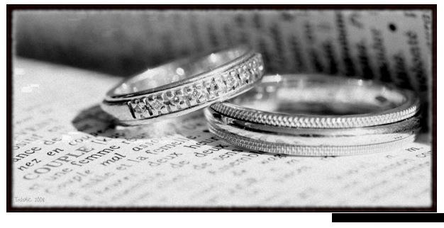 Quatrième concours d'OS YAOI WCTH : Où est passé le marié ?