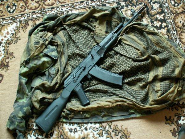 Ma Ak-74 classic army