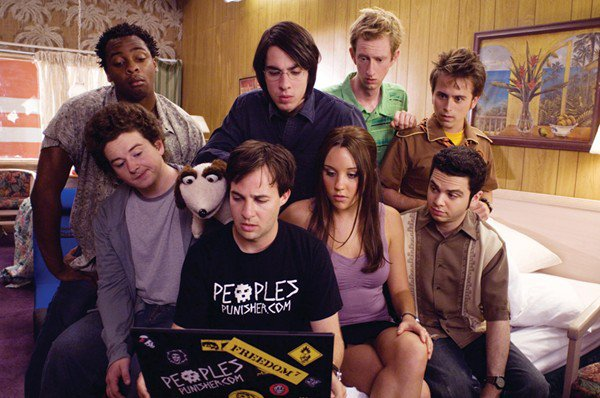 Miss Campus ( Sydney White and the Seven Dorks )