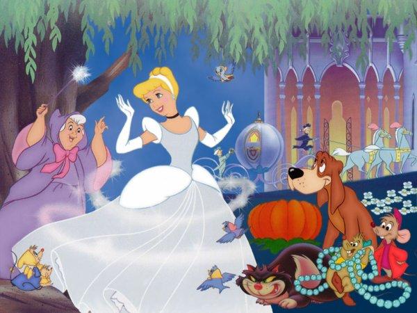 Cendrillon ( Cinderella )