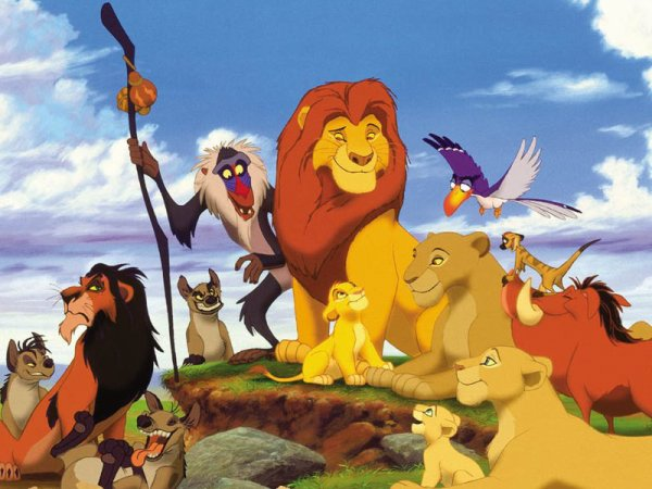 Le Roi Lion ( The Lion King )