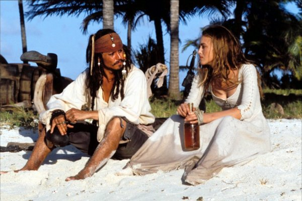 Pirates des Caraïbes : La Malédiction du Black Pearl ( Pirates of the Caribbean: The Curse of the Black Pearl )
