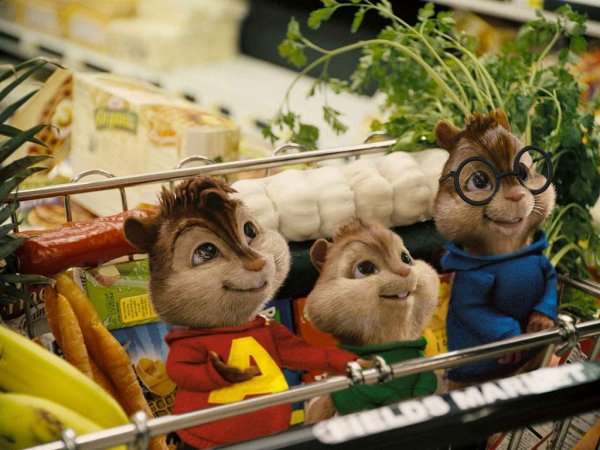 Alvin et les Chipmunks ( Alvin and the Chipmunks )