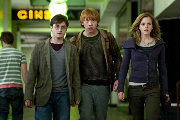 Harry Potter et les Reliques de la Mort - Partie 1 ( Harry Potter and the Deathly Hallows - Part 1 )