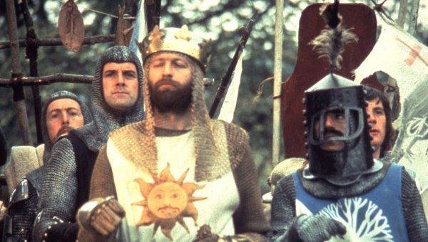 Monty Python : Sacré Graal ! ( Monty Python and the Holy Grail )
